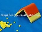 Co-extrusion rigid PVC L shape profile