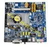 Intel Atom N330 MINI-ATX Motherboard IONN3M7A with Nvidia MCP7A for HTPC