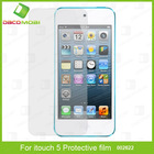 Ultrathin Transparent Screen Protector For iPod Touch 5