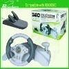 gaming racing wheel for XBOX360/pc