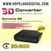 2D to 3D Converter TV Box
