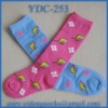 child fashionable girls socks YDC-253