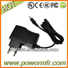 UE plug AC to DC adapter mobile charger parts