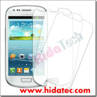 i8190 Screen Protector for Samsung Galaxy S3 Mini,Screen Film Factory, Welcome OEM/ODM