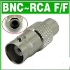 BNC-RCA BNC Female to RCA Female Adapter