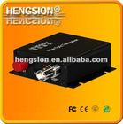 1V = Mini 1 channel video fiber optic transceiver/ Media converter