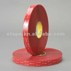 Red Film Clear Color 4910 Double Sided Tape