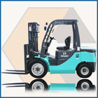 2.5 ton Diesel Forklift Truck with Japanese Yanmar engine