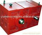 gearbox ZLYJ series decelerator for plastic extruder