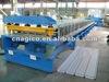 Steel Deck Floor Forming Machine For Metal Structural Building