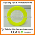 Eco-friendly 13cm plastic ring style small frisbee
