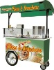 JX-CR200 Mobile Snack Coffee Cart