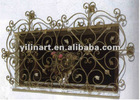 Indoor outdoor wrought cast iron window YL-E120