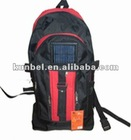 solar back bag solar charger bag solar rechargeable bag for laptop