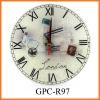 CLASSICAL QUARTZ WALL CLOCK