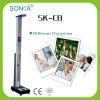 SK-CB digital height sensor weight scale