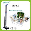 SK-CB digital height sensor weight scale