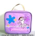 lovely flowers school bags for girls