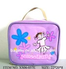 lovely flowers school bags for girls
