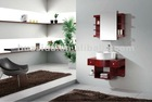 2012 hot sale modern bathroom vanity cabinet vanity dressing table