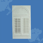 Wood shutters (plantation shutters, shutter panels)-D