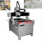 QD-6090 3d 4 axises cnc cutter /mini cnc router engraving machine/hot sale CNC engraver
