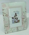 customerized beautiful decals glass photo frame