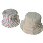 Outdoor fashion caps and hats for lady