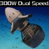 300W dual speed Sea scooter, diving scooter