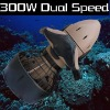 300W dual speed Sea scooter, swimming scooter
