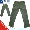 2013 Latest Design Plus size Multi-Pocket With Zipper Workwear Color Cheap Cargo Pants (GKC1031)