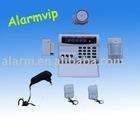 90 zone LCD gsm wireless burglar alarm system ( VIP-603)