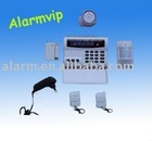 90 zone LCD gsm wireless burglar alarm system ( VIP-603)