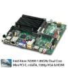 Intel D2800 CPU,Dual Display,Mini ITX Motherboard,DN2800MT