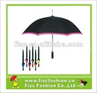 KUM039 high quality golf umbrella windproof