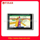 latest 5 inch GPS Navigation+ISDBT with USB/SD