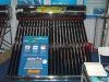 High pressured solar water heater