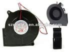 75*75*30mm blower fan 12v DC brushless motor wholesale