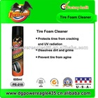 Aerosol Foam Tire Cleaner 600ml