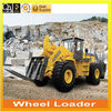JGM761F Four Wheel Loaders for Engineer