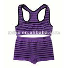 Girl's Seamless Underwear Boyshort Elephant Design,