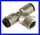 brass body plastic sleeve,pneumatic part