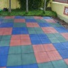 Yongtai Playground Rubber Tiles