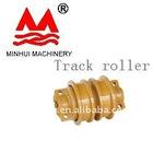 Excavator track roller for kobelco,volvo,komatsu,kato