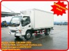 dongfeng tianjing 4*2 20 tons refrigerator van truck