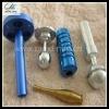 Anodised CNC aluminium parts