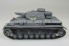 1:72 scale die cast model tank - Pz.IV Ausf F1-14