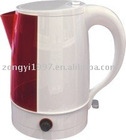 Plastic electric kettle