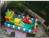 hot selling PVC tarpaulin funcity