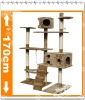 Natural sisal rope cat tree, large model